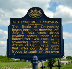 Gettysburg National Military Park   - 203