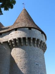 Dordogne - Tour du chateau de Monbazillac