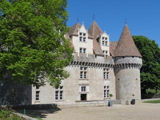 Aquitaine - Dordogne - Chateau de monbazillac