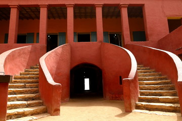 House of slaves-Goree-Senegal