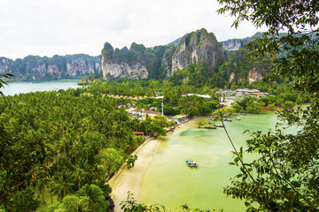Railay East and West