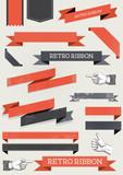 Retro Ribbon Collection poster
