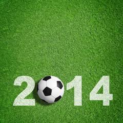 Soccer - Background / 2014
