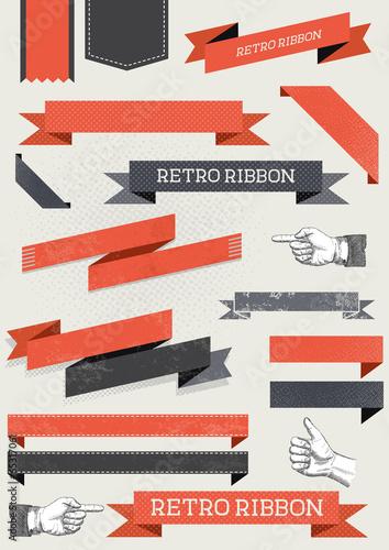Retro Ribbon Collection