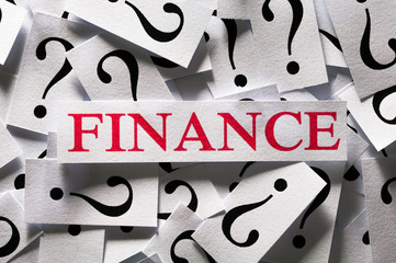 Questions about the Finance