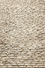 background of paving stones