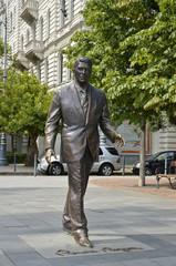 Statua di Ronald Reagan, Budapest