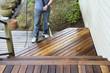 Man Washing Deck - 65319807