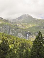 Maloja, Wanderung, Schweizer Alpen, Graubünden