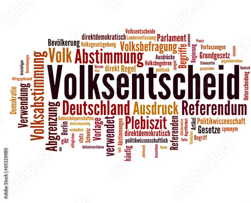 Volksentscheid (Volksabstimmung, Demokratie)