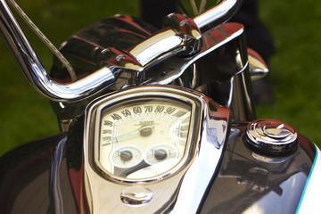 Мotorcycle speedometer