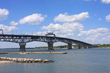 Coleman Memorial Bridge, Yorktown