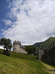 Castle, Bellinzona, Switzerland
