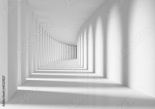 Fototapeta corridor