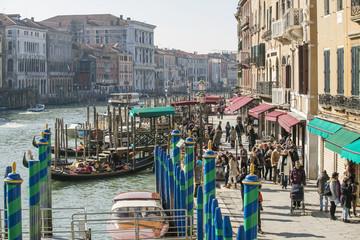 Venezia - Vista sul Canal Grande