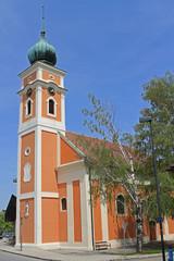 Pfarrkirche Illmitz