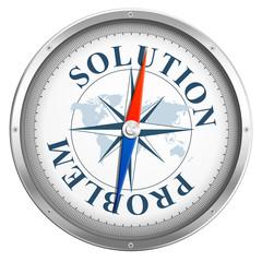 Compass / Solution / Problem