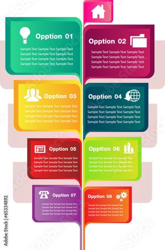 bright web box templates for your designs © aut037