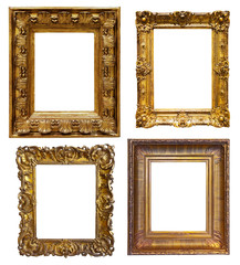 Set of old   frames