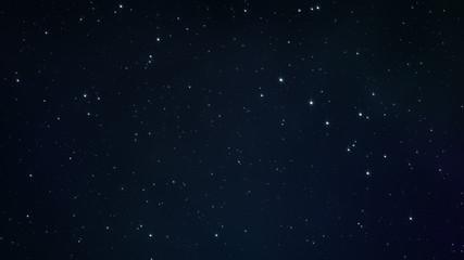 движение  звёзд
