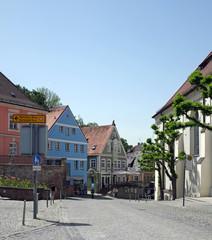 Altstadt in Dachau