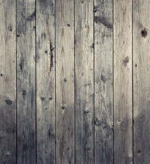Real seasoned wooden background.