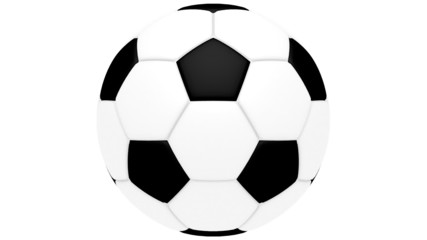 Rollender Fußball