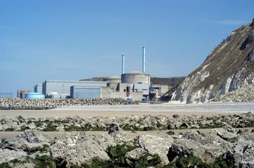 Centrale électronucléaire de Penly (Seine-Maritime)