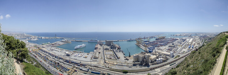 Barcelona - Hafen