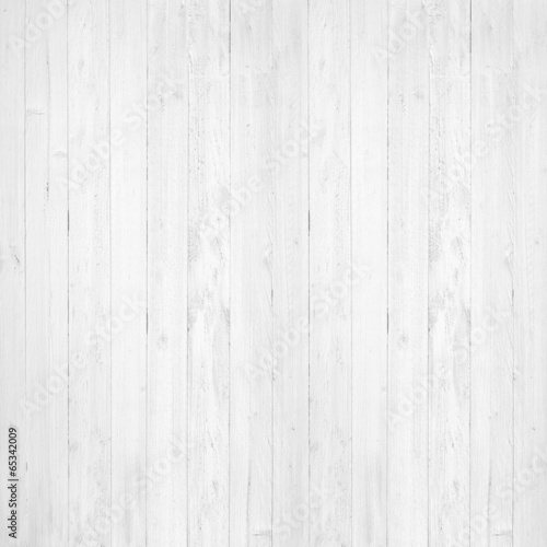 White Wood / Background - 65342009