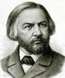 Постер, плакат: Mikhail Glinka in 1856