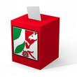 3D NRW Wahl