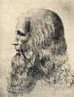 Portrait of Leonardo da Vinci by Melzi