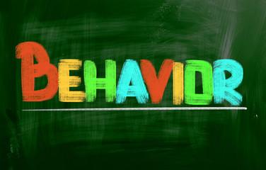 Behavior Concept