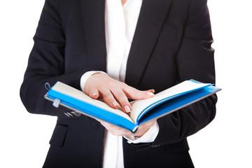 women business a notebook