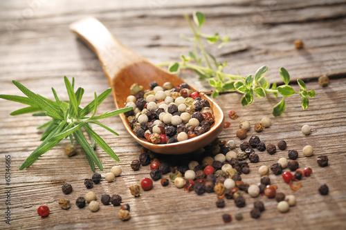 Fototapeta Herbs and spice