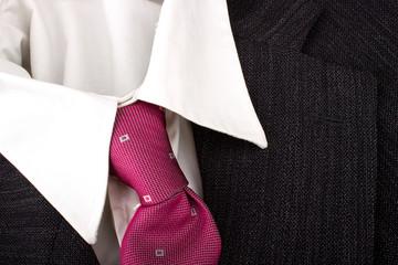 Krawatte und Hemd