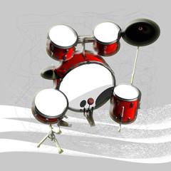 strumento batteria