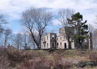 Maine Ruins