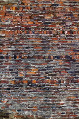 Background Wall Texture of an old section facade