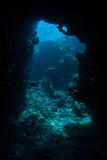 Underwater Cavern 2