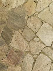 Textura de piedra irregular