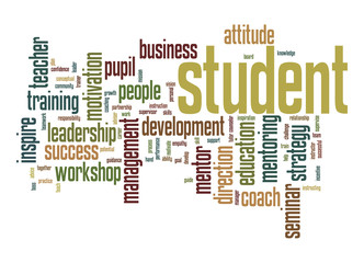 Student word cloud