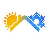 Fototapety climatisation logo