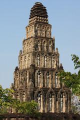 cement pagoda