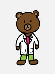Bear pharmacist
