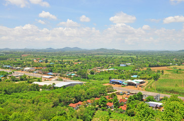 View of Khao Chakhan