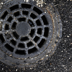 Manhole cover composition