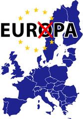 Europa Wahl Länder