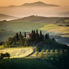 Toscana, paesaggio rurale